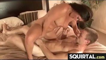 Cel mai intens sex pe care aceasta doamna il face